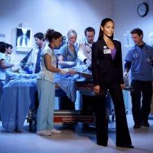 Jada Pinkett Smith in una immagine promozionale della stagione 2 di Hawthorne