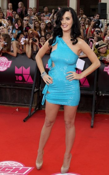 Katy Perry ai Much Music Video Awards