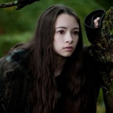 La vampira Bree (Jodelle Ferland) in un'immagine tratta dal film The Twilight Saga: Eclipse