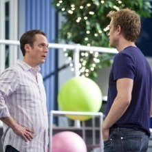 Neil Jackson ed Anthony Starke nell'episodio Friends Close, Enemies Closer di Make it or Break it