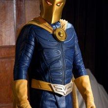 Dr. Fate (Brent Stait) in una scena dell'episodio Absolute Justice di Smallville