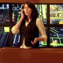Gina Bellman nell'episodio The Jailhouse Job di Leverage