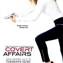 La locandina di Covert Affairs