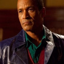 Phil Morris è John Jones/Martian Manhunter nell'episodio Absolute Justice di Smallville