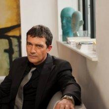 Antonio Banderas in un'immagine di You Will Meet a Tall Dark Stranger