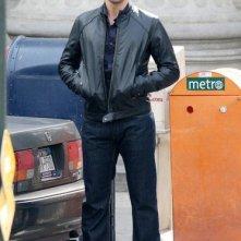 Bradley Cooper sul set di The Dark Field