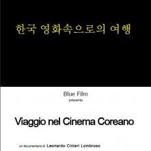 La locandina di Viaggio nel Cinema Coreano