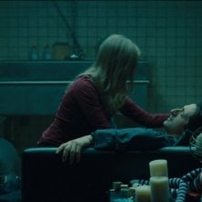 Sarah Polley e Adrien Brody in un'immagine del film Splice
