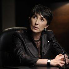 Simona Maicanescu in un'immagine dello sci-fi Splice