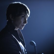 Simona Maicanescu in una scena dello sci-fi Splice