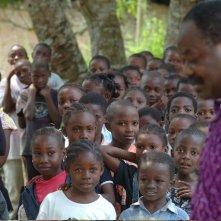 Teodoro Ndjock Ngana nel documentario 'Il colore delle parole' (2009)