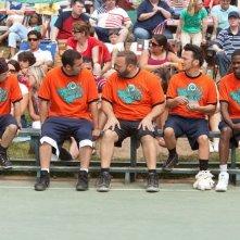 "Adam Sandler, Rob Schneider, Kevin James, Chris Rock e David Spade sono i campioni ""maturi"" di Un weekend da bamboccioni"