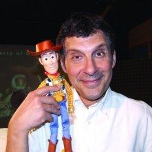 Fabrizio Frizzi doppia Woody per Toy Story 3