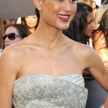 Julia Jones sul red carpet della Premiere mondiale di Eclipse a Los Angeles, il 24 giugno 2010