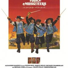 La locandina di Milady - I quattro moschettieri