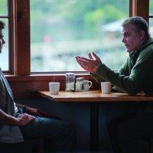 Zac Efron e Ray Liotta in una scena del film Charlie St. Cloud