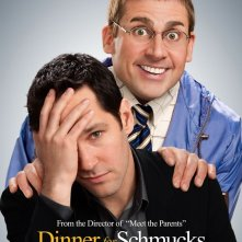 Nuova locandina di Dinner for Schmucks