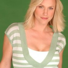 l\'attrice Brittney Powell