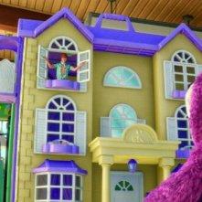 Lotso e Ken in una scena di Toy Story 3