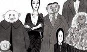 Tim Burton e la famiglia Addams in stop motion
