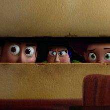 Una bellissima immagine tratta dal film Toy Story 3