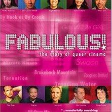 La locandina di Fabulous! The Story Of Queer Cinema
