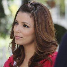 Eva Longoria Parker in una scena dell'episodio I Guess This Is Goodbye di Desperate Housewives