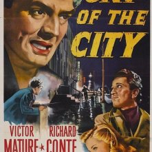 La locandina di L'urlo della città