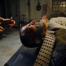 Ottaviano Blitch in una terrificante scena di Shadow