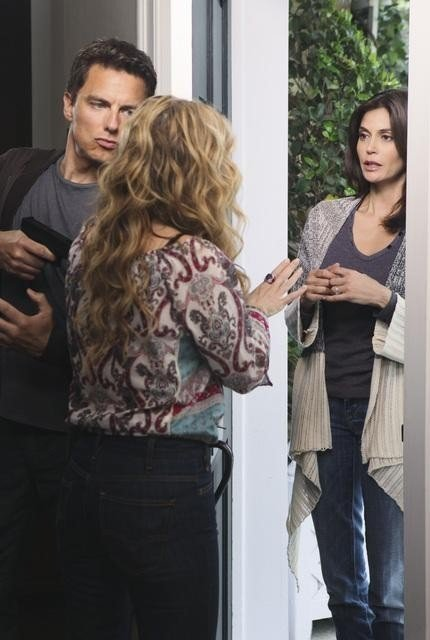 Teri Hatcher E John Barrowman Nell Episodio I Guess This Is Goodbye Di Desperate Housewives 167420