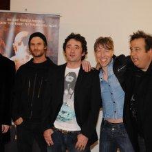 Zampaglione e il cast di Shadow presentano il film a Milano