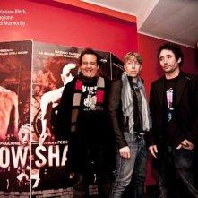 Il cast di Shadow alla premiere