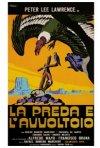 La locandina di La preda e l'avvoltoio