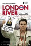 La locandina italiana di London River