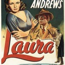 Locandina del film Vertigine (1944)