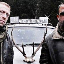 OTTAVIANO BLITCH con CHRIS COPPOLA nel film SHADOW, di Federico Zampaglione.