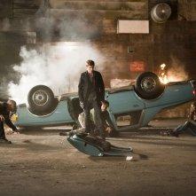 I NeoNati e Riley (Xavier Samuel) in una sequenza del film The Twilight Saga: Eclipse