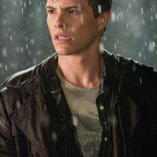 Riley (Xavier Samuel) sotto la pioggia nel film The Twilight Saga: Eclipse