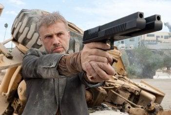Christoph Waltz è Chudnofsky nel film The Green Hornet