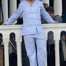 Johnny Depp sul set veneziano di The Tourist