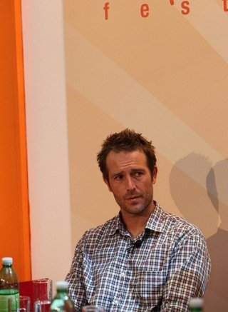Michael Vartan al Roma Fiction Fest, nel 2010
