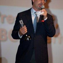 Barry Jossen della ABC ospite al Roma Fiction Fest, nel 2010