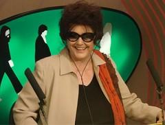 Claudia Mori premiata al Roma Fiction Fest