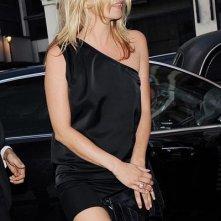 Kate Moss alla serata inaugurale della mostra Kate Who?