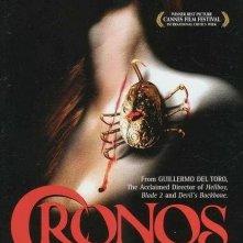 La locandina di Cronos