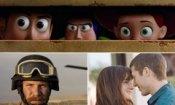 Weekend al cinema tra laureate, e giocattoli e terroristi in fuga