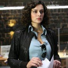 Raffaella Rea in una scena de La narcotici