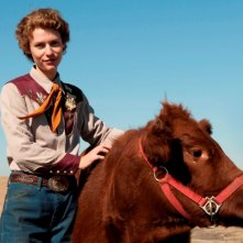 Claire Danes in una scena del film TV Temple Grandin