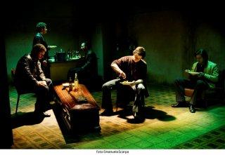 Una foto di scena di Romanzo Criminale 2 - La serie