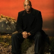 Rick Worthy interpreta Camael nel film tv Angeli caduti